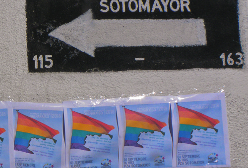 Rocznicowy Pride w Valparaíso